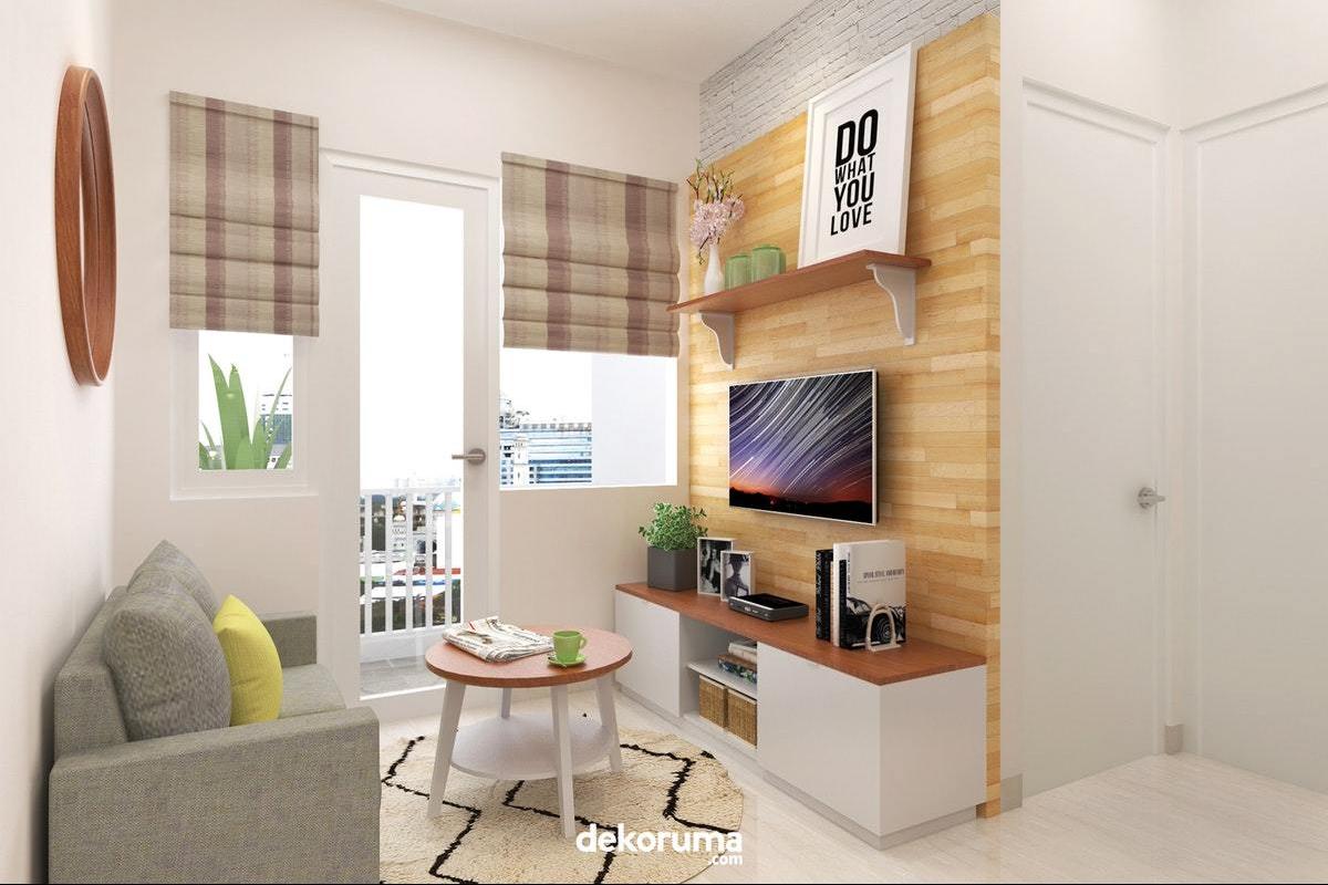 7 Cara Menata Desain Ruang Tv Yang Sering Kamu Lupakan