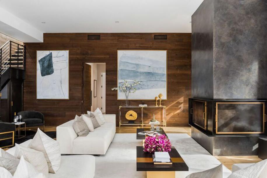 Desain Ruang Tamu Super Mewah berkali kali pindah john legend tertarik beli penthouse