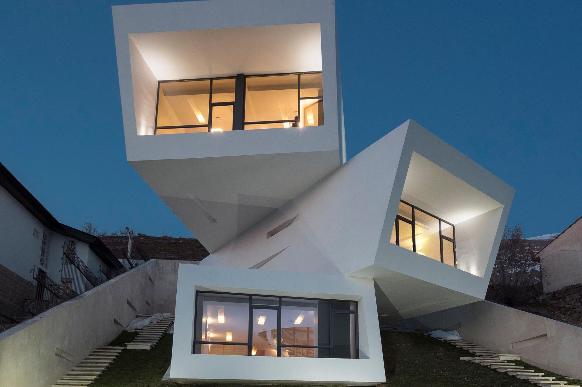 Punya Desain Megah Ini 9 Rumah Terindah di Dunia
