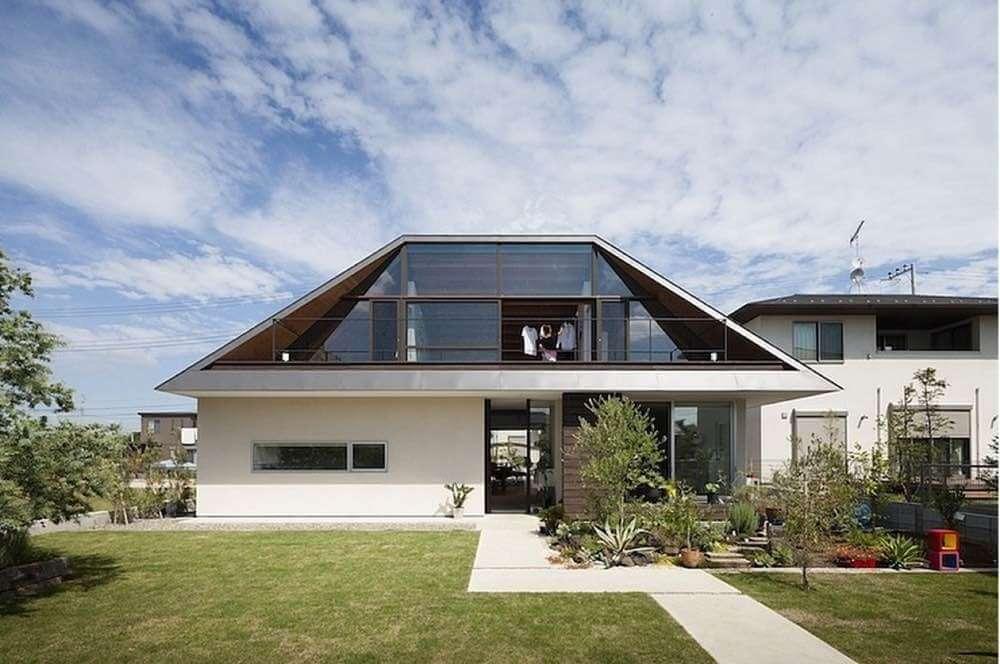 Inspiratif Ini Dia 5 Desain Atap Limas Yang Bisa Kamu Pakai