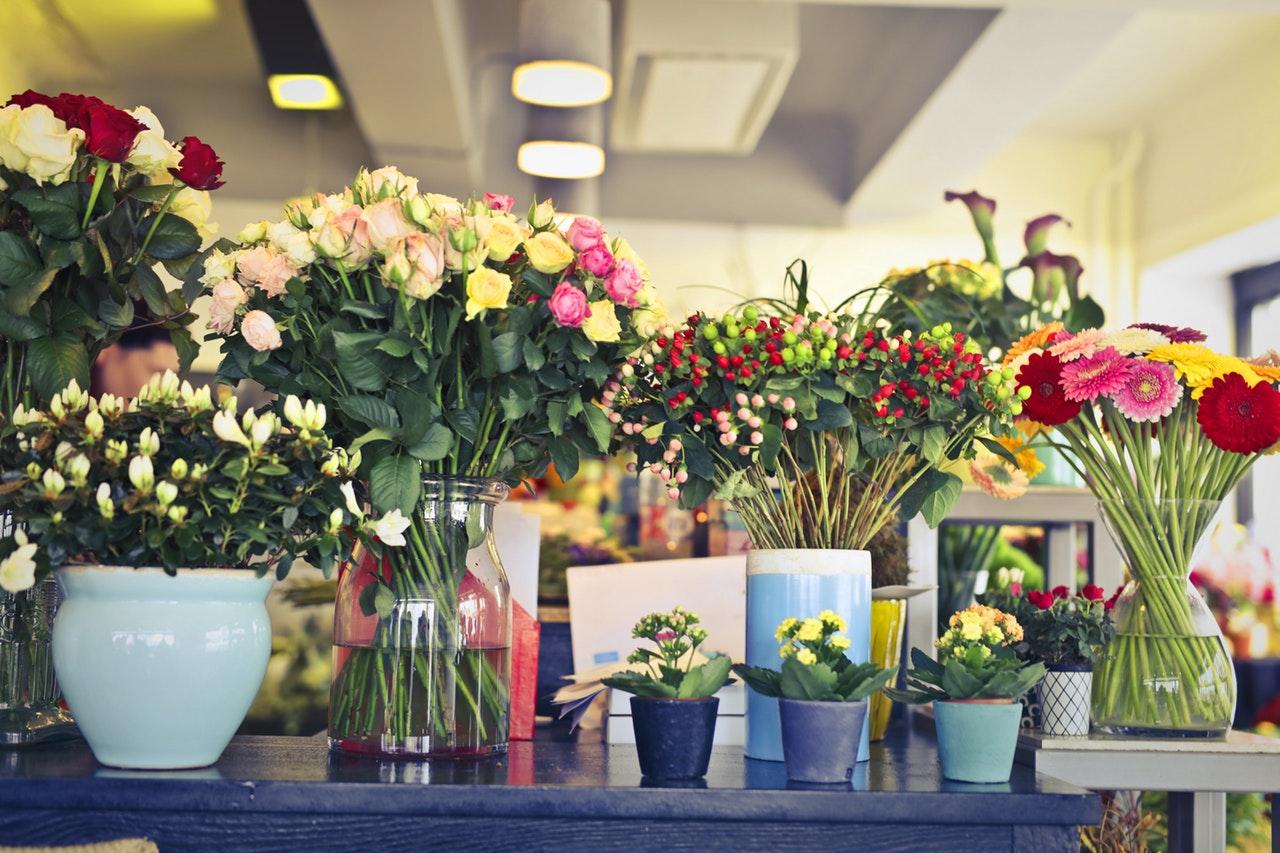 6 Kreasi Pot Bunga Minimalis Imut Buat Si Penyuka Tanaman Cara membuat pot bunga minimalis